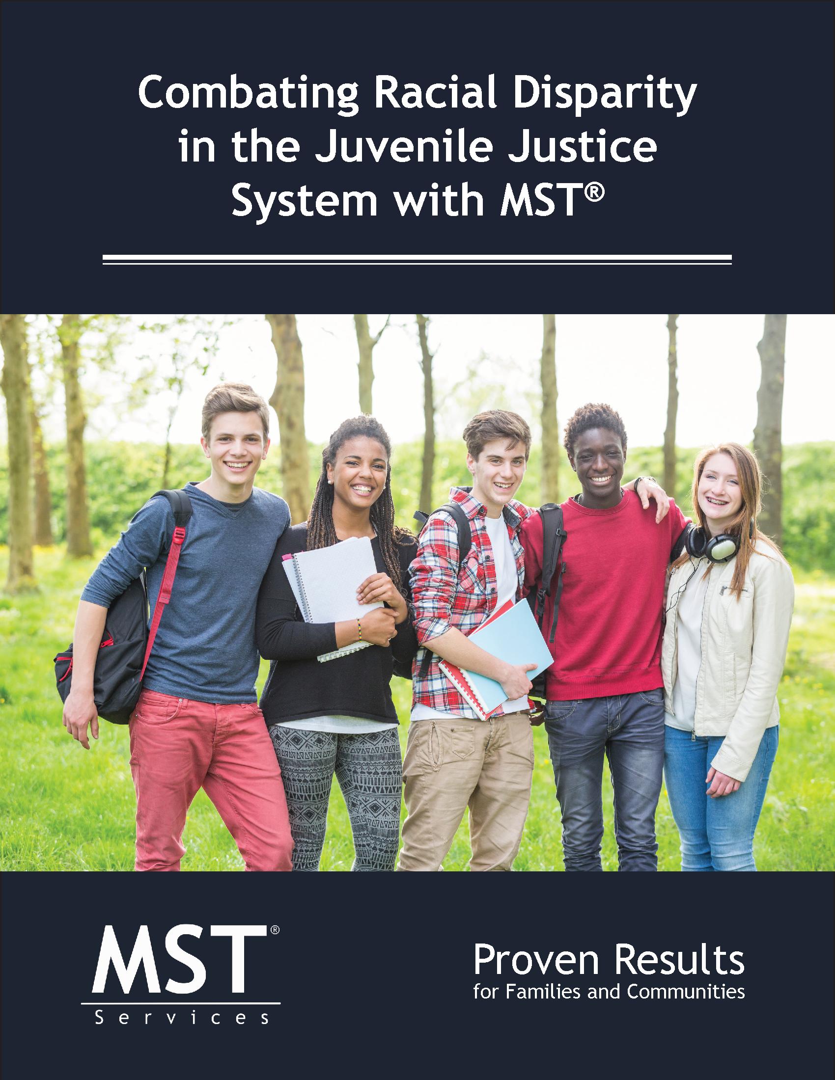 Combating Racial Disparities 1