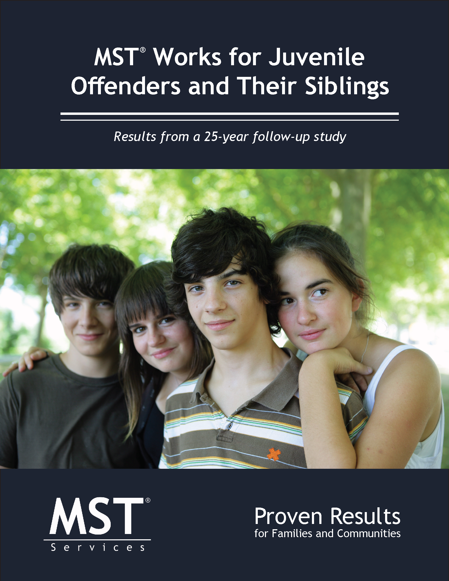 Report - How MST Helps Juvenile Offenders & Their Siblings_Page_1
